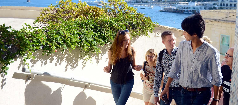 BELS проживание на Мальте