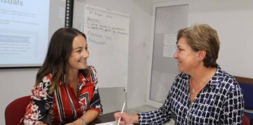 Business English courses in Malta at our schools with us