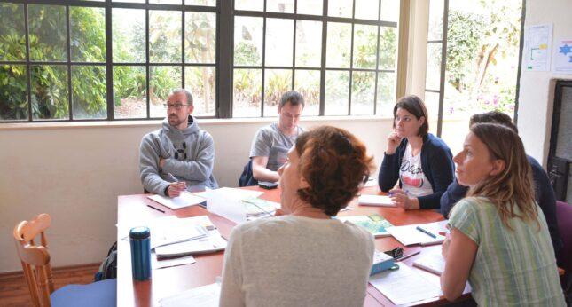 English courses on bildungsurlaub programme in Malta