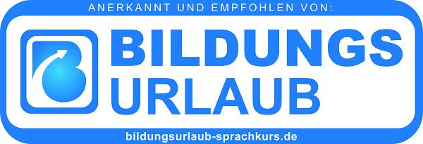 Resmi bildungsurlaub logosu
