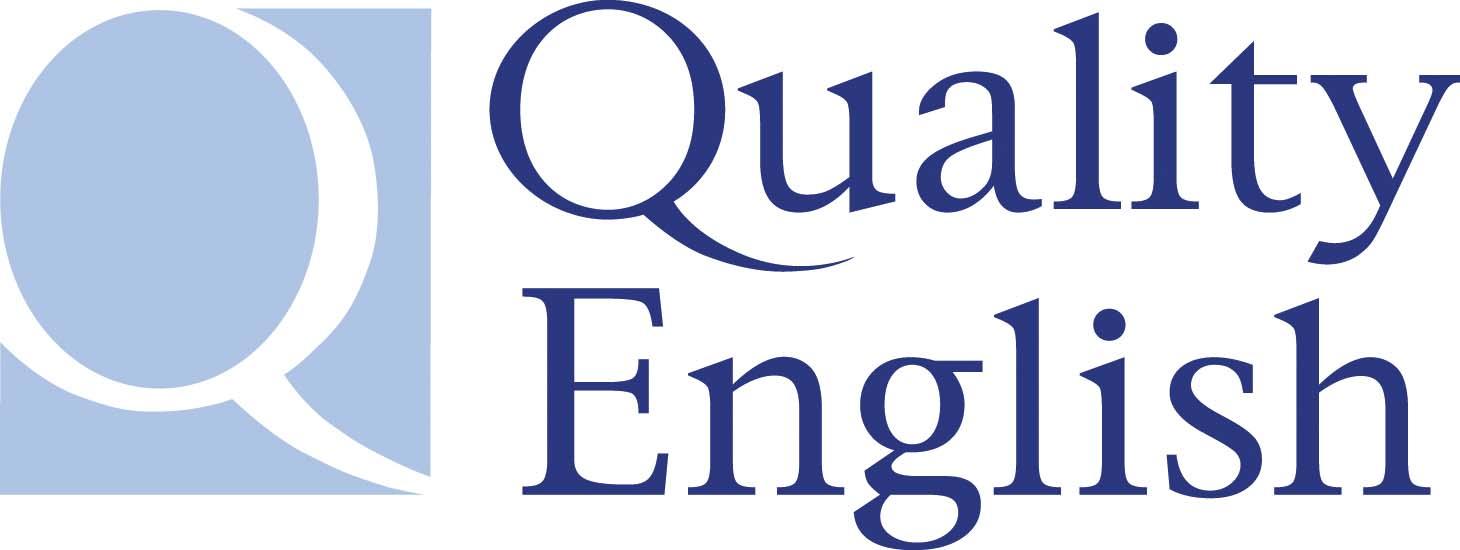 kalite İngilizce logosu