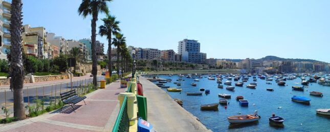 15 Cose da fare a Malta nella città di Saint Paul's Bay