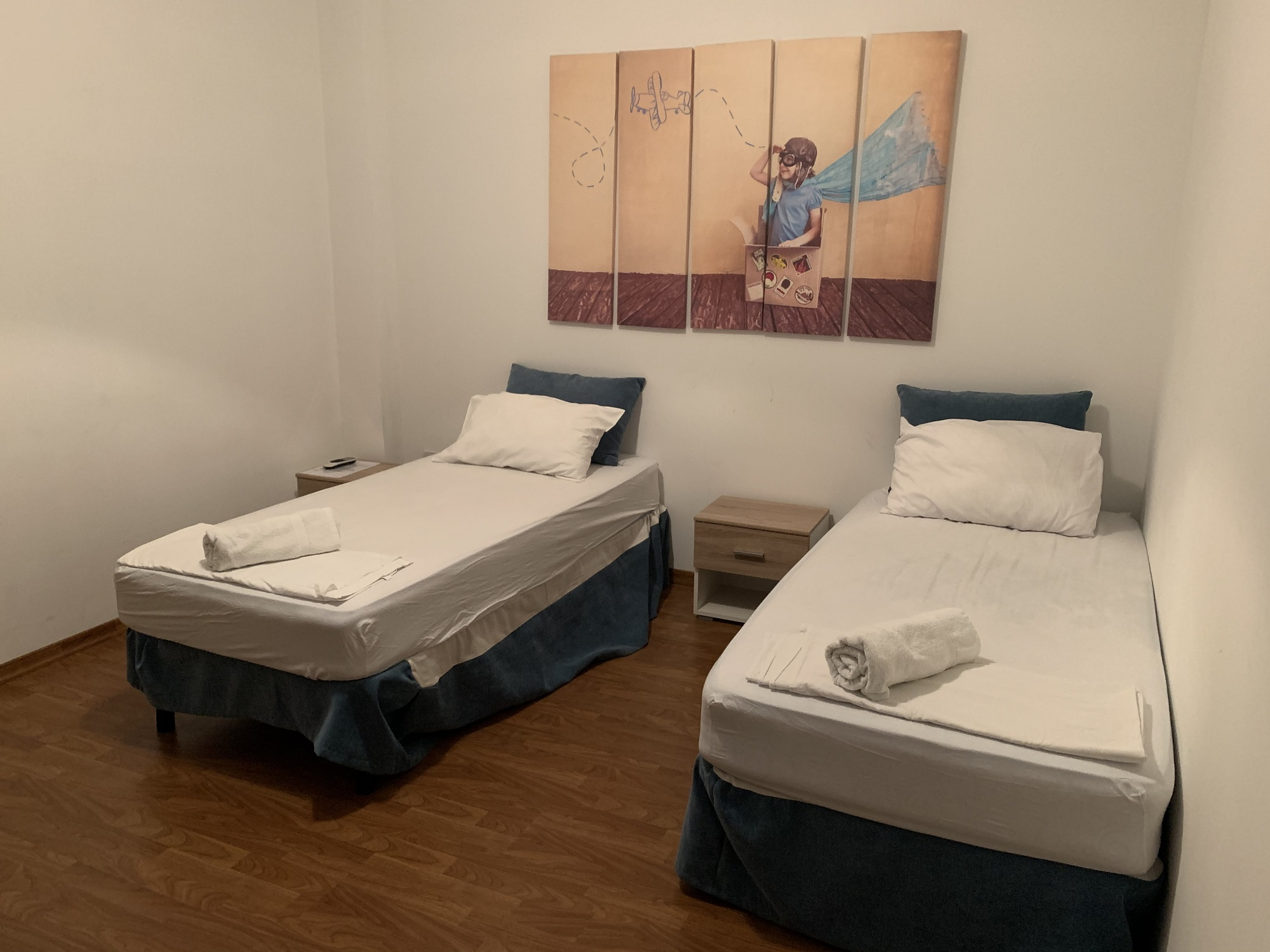 A double room at BELS Gozo residence