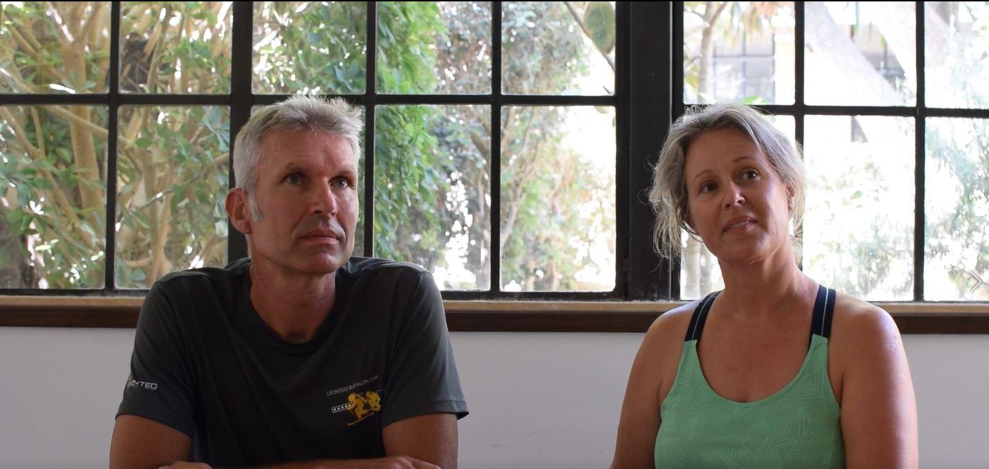 'Atmosfera acolhedora, exclusiva e professional' – Phillipe e Nicole